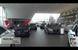 Embedded thumbnail for Langley City Spotlights - Gold Key Audi